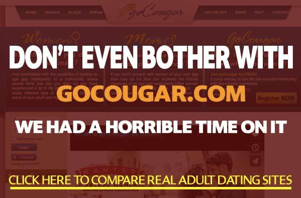 GoCougar.com sex site