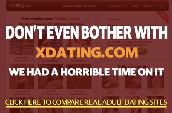 xDating.com sex site