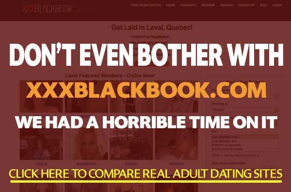 xxxBlackBook.com sex site